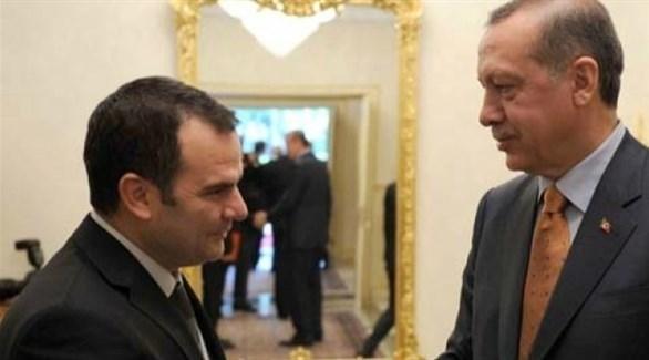 رجب طيب أردوغان وتشاغلار جيلارا (أرشيف)