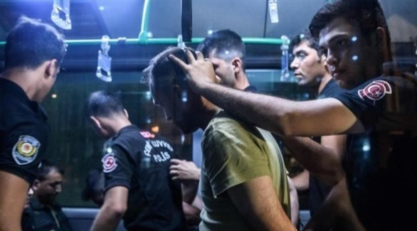 الشرطة التركي تعتقل مطلوبين (أرشيف)