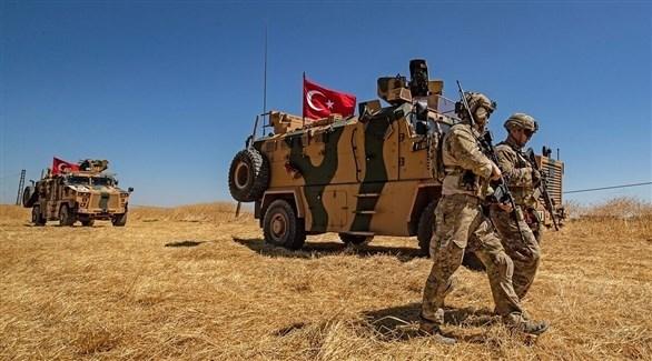 عناصر من الجيش التركي (أرشيف)