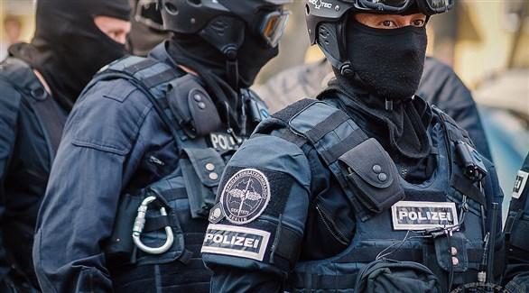 عناصر قوات خاصة في الشرطة الألمانية (أرشيف)