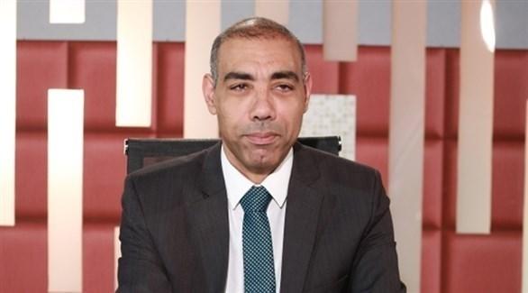 أستاذ العلوم السياسية الدكتور أيمن سمير (أرشيف)