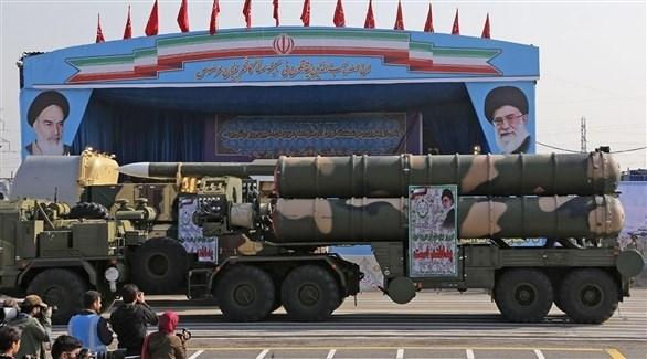 عرض عسكري إيراني (أرشيف)