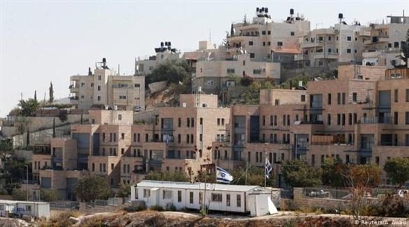 مستوطنات إسرائيلية (أرشيف)