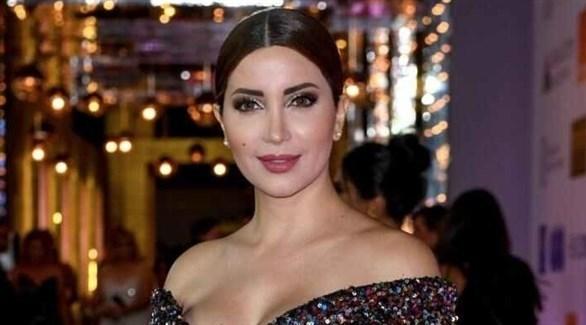الممثلة السورية نسرين طافش (أرشيف)