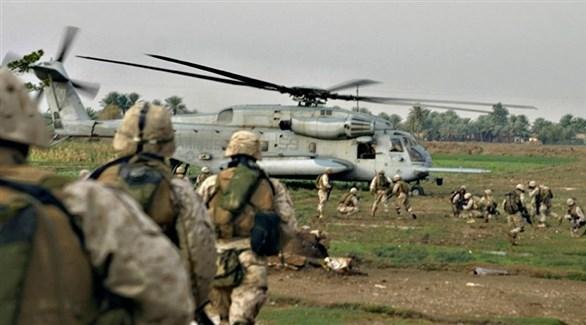 جنود أمريكيون (أرشيف)