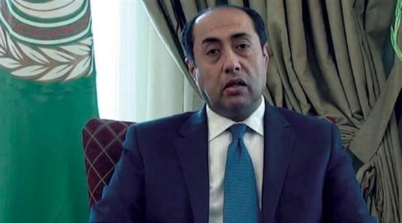 السفير حسام زكي (الشرق الأوسط)