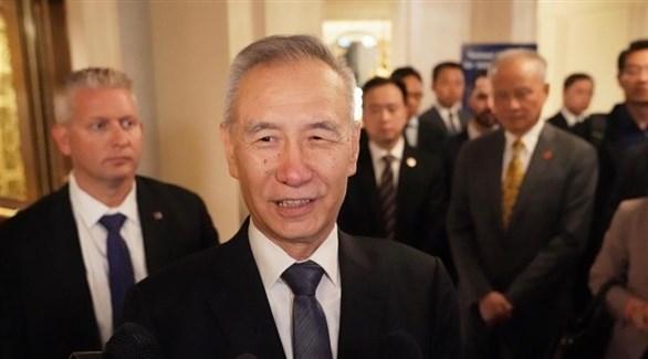 كبير فريق التفاوض الصيني مع أمريكا في الشأن التجاري، ليو خه (أرشيف)