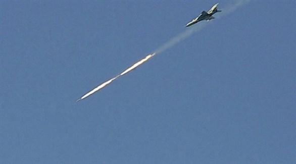 الطيران الحربي السوري (أرشيف)