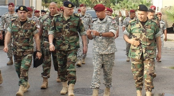 قائد الجيش اللبناني العماد جوزاف عون (أرشيف)