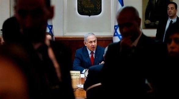 رئيس الحكومة الإسرائيلية بنيامين نتانياهو (أرشيف)