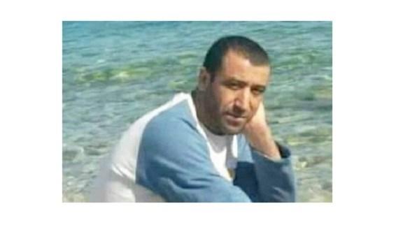 السوري محمد العبد الله الذي ظهر في الفيديو (أرشيف)
