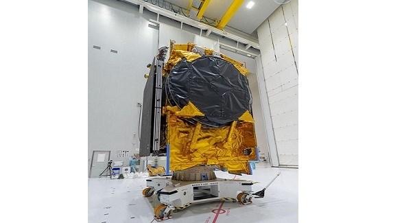 القمر الصناعي المصري طيبة-1 (اريان سبايس)