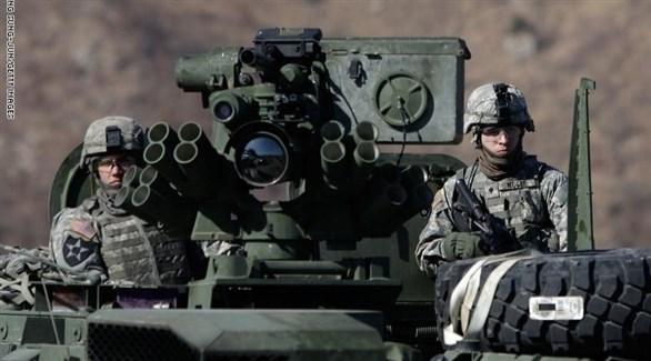 جنود أمريكا في كوريا الجنوبية (أرشيف)