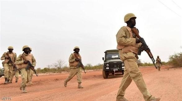 عناصر أمنية في بوركينا فاسو (أرشيف)