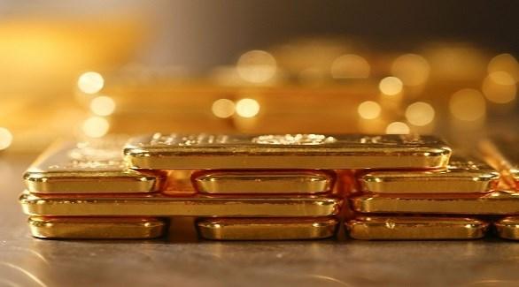 سبائك ذهبية (أرشيف)