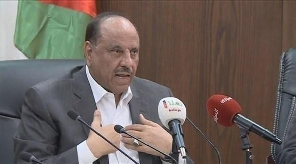وزير الداخلية الأردني سلامة حماد (أرشيف)