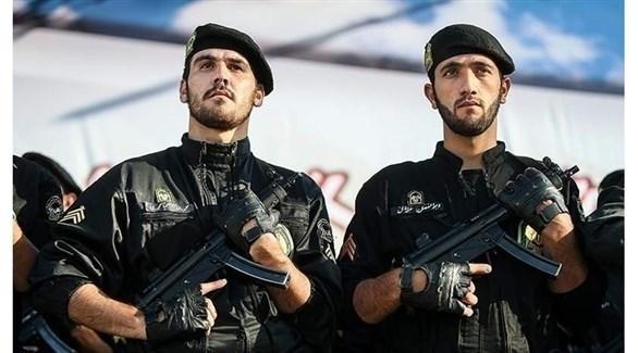 عناصر مسلحة في إيران (أرشيف)