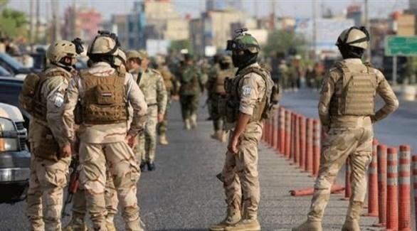 جنود عراقيون في بغداد (أرشيف)