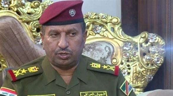 العسكري العراقي جميل الشمري (أرشيف)