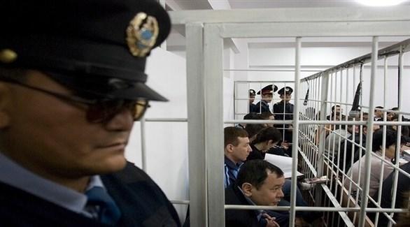 محاكمة في كازاخستان (روسيا اليوم)