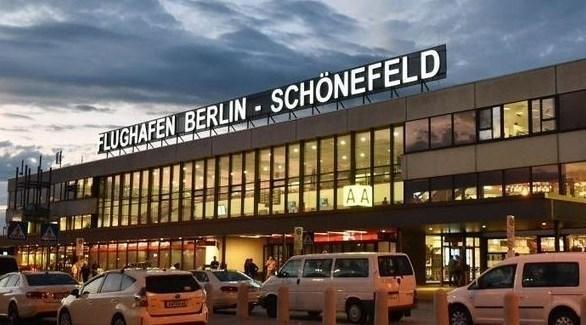 مطار شونيفيلد بالعاصمة الألمانية برلين (أرشيف)