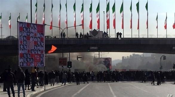 احتجاجات في إيران (أرشيف)