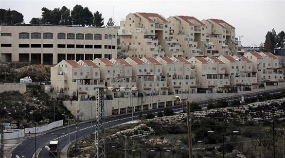 مستوطنة عطروت الإسرائيلية المقامة على أراضي القدس المحتلة (أرشيف)