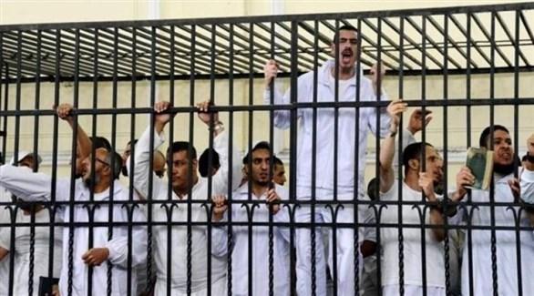 أحدى محاكمة قضايا الإرهاب في مصر (أرشيف)