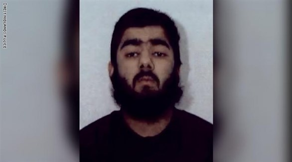 منفذ هجوم لندن الإرهابي عثمان خان (أرشيف)