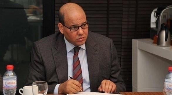 العضو المنشق عن المجلس الرئاسي الليبي، فتحي المجبري (أرشيف)