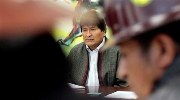 الحكومة الانتقالية بوليفيا لمقاضاة موراليس