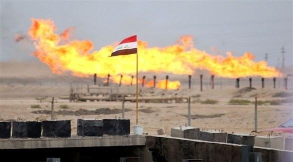 حفل نفط عراقي (أرشيف)