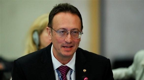 رئيس إدارة الحد من التسلح ومكافحة الانتشار النووي الروسي فلاديمير إرماكوف (أرشيف)