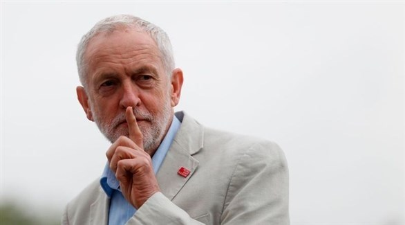 زعيم حزب العمال البريطاني جيريمي كوربن (أرشيف)