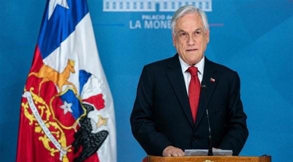 رئيس تشيلي سيباستيان بينييرا (أرشيف)