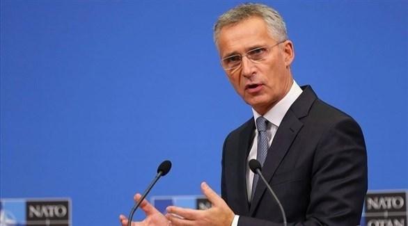 الأمين العام لحلف شمال الأطلسي (الناتو) ينس ستولتنبرغ (أرشيف)