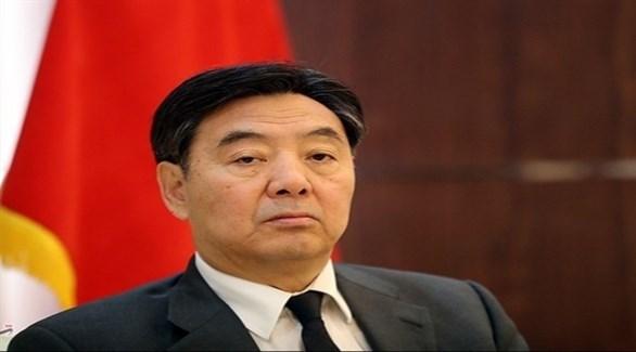 المبعوث الصيني الخاص للشرق الأوسط تشاي جون (أرشيف)