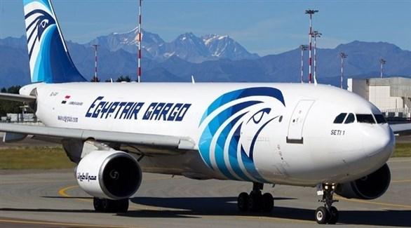 طائرة تابعة لخطوط مصر للطيران (أرشيف)