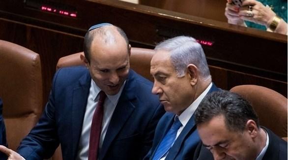 نتانياهو ونفتالي بينيت (أرشيف)