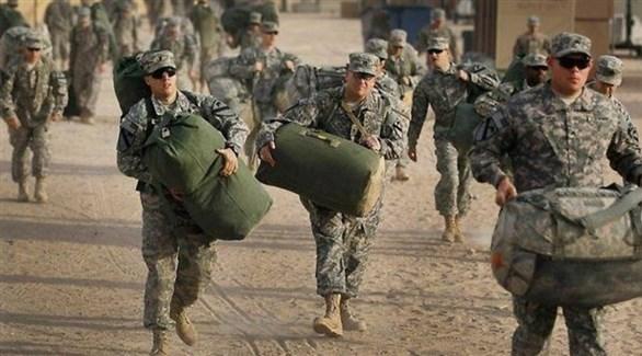 عناصر من القوات الأمريكية في العراق (أرشيف)