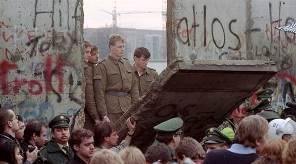 ألمانيا تحيي ذكرى مرور عاما 2019119114215495UP.j
