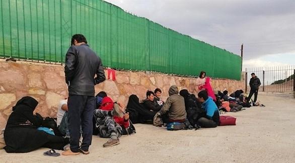 ضبط مهاجرين غير شرعيين في تركيا (أرشيف)
