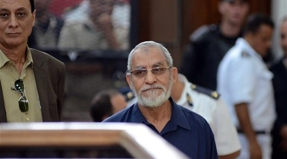 محمد بديع مرشد الإخوان (أرشيفية)