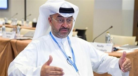 مدير المركز الوطني الإماراتي للتأهيل الدكتور حمد الغافري (وام)