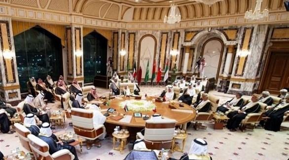 قادة دول مجلس التعاون الخليجي في القمة الخليجية الأربعين (أرشيف)