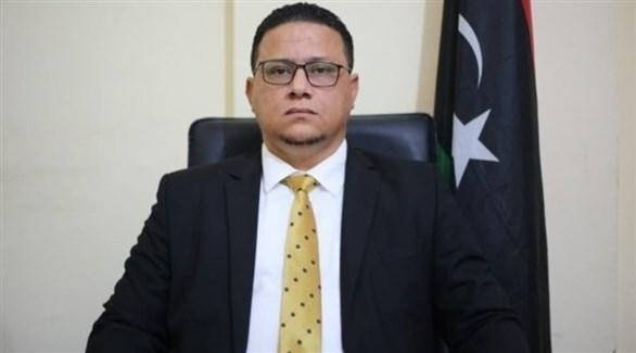 المتحدث باسم البرلمان الليبي، عبد الله بلحيق (أرشيف)