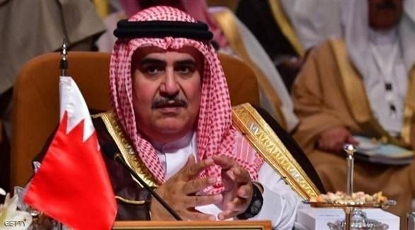 وزير الخارجية البحريني (أرشيف)