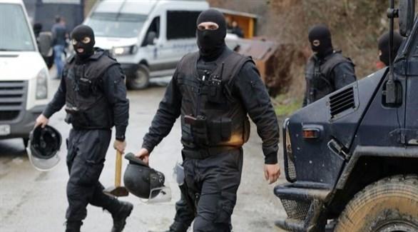 عناصر من شرطة بلغاريا (أرشيف)