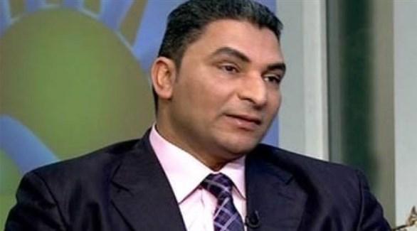 المحلل المصري بشير عبد الفتاح (أرشيف)