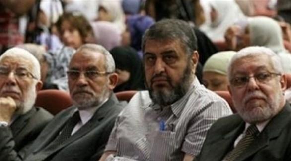 قيادات في تنظيم الإخوان الإرهابي (أرشيفية)